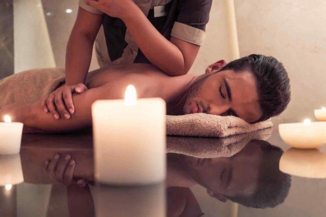 April massage special